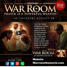 WAR ROOM - A Movie about Prayer - talkofJesus.com