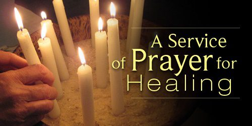 Healing Service 5pm Sunday 21st Oct A Christ Church Drouin @ Anglican Church Drouin | Drouin | Victoria | Australia